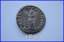 ANCIENT ROMAN TRAJAN DENARIUS COIN 2nd CENTURY AD CAESAR