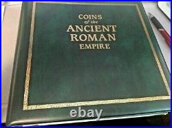 Ancient Coins of the Roman Empire Collection Lot of 58 Coins Identified in Book