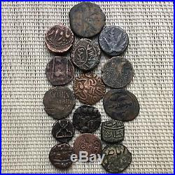 Ancient & Old Coins, Indian, Roman, Byzantine, Islamic, US, Chinese, Egyptian Etc. X 65