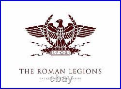 Ancient Roman Coin in Presentation Box Genuine Bronze Antique Roman Legions