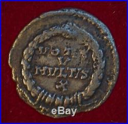 Ancient Roman Empire Coin JULIAN II Silver Siliqua Arles Mint
