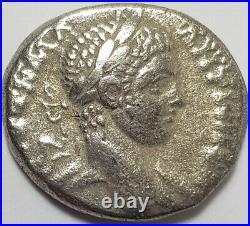Ancient Roman Silver Coin Elagabalus Large Heavy 12.7g Tetradrachm Antioch 219AD