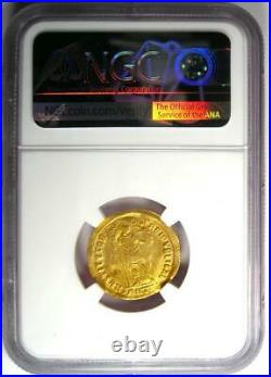 Ancient Roman Valens AV Solidus Gold Coin 364-378 AD Certified NGC VF
