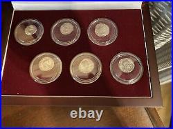 Ancient roman coins silver x3