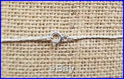 Authentic Ancient Jewish Roman Coin Pontius Pilate Jesus Crucifier 925 Necklace