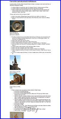 Claudius 41AD Large Rare Ancient Roman Coin Minerva Athena Magic Cult i39576