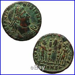 Constantine Great Roman Coin Ancient I Ae Follis Slabbed Coins 330 AD Bronze IL