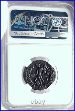 DOMITIUS DOMITIANUS Very Rare Authentic Ancient 298AD Roman Coin NGC i82504