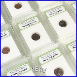 Dealer Group Lot of 1000 Slabbed Ancient Roman Coins Approximately 300 AD