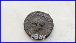GORDIAN III 244AD Caesarea Cappadocia Grain Ears Ancient Roman Coin