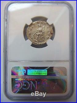 GORDIAN III Roman Empire Silver AU NGC AR Double Denarius Ancient Caeser Coin