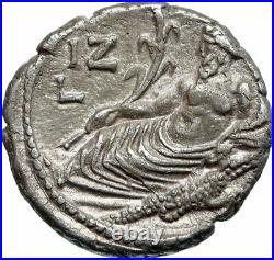HADRIAN Authentic Ancient 132AD Alexandria Egypt Tetradrachm Roman Coin i85431