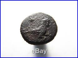 Higher Quality Ancient Roman Coin Capricorn, Scorpion RPC 3916 2.9 Grams