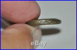 Julius Caesar & Augustus Authentic Genuine Ancient Roman Coin with COA
