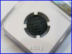 Licinius Roman Empire BI Billon Nummus NGC AU Ancient House of Constantine Coin