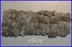Lot 100 Ancient Roman Bronze Coins -3