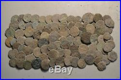 Lot 100 Ancient Roman Bronze Coins -4