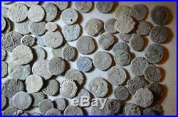 Lot 120 Ancient Roman Bronze Coins