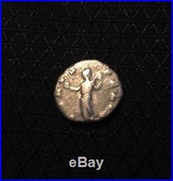 Lot Of 2 Ancient Roman Silver Coins DenariusSeptimius Severus&Julia DomnaXF