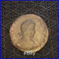 Lot Of 6 Ancient Roman Coins Silver Antoninianus Of Philip I+5 More Emperors