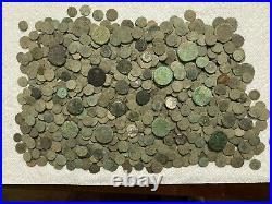 Lot of 785 Ancient Roman Coins-1839.4 grams