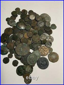 Lot of Genuine Mixed Ancient Roman coins