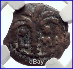 MARCUS AMBIBULUS Augustus Jerusalem Ancient 10AD BIBLICAL Roman Coin NGC i70984