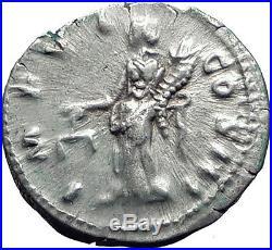 MARCUS AURELIUS 171AD Rome Authentic Ancient Silver Roman Coin Aequitas i63373