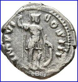 Marcus Aurelius 161-180 AD. Perfect Denarius. Ancient Roman Empire Silver Coin