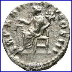 Marcus Aurelius 161-180 BC Superb Denarius Ancient Roman Empire Silver Coin