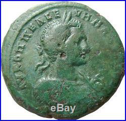 Nikopolis ad Istrum. Diadumenian Ancient Roman Coin