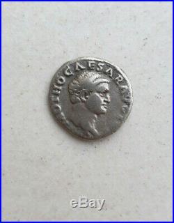Otho Denarius, 69 AD Rome Mint, Securitas, Roman Augustus ancient silver coin