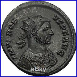 PROBUS on horse 280AD Authentic Ancient Roman Coin i57504