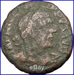 Philip I'the Arab' Sestertius Viminacium Bull Ancient Roman Coin i37358