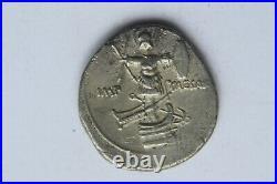 QUALITY ANCIENT ROMAN AUGUSTUS SILVER DENARIUS COIN 1st CENT BC/AD CAESAR