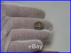 ROMAN Marc Anthony Antonius Silver AR Denarius 32-31 BC LEG XVIII Ancient Coin