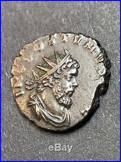 Rare Aureolus Billon Antoninianus. Ancient Roman Imperial Coin