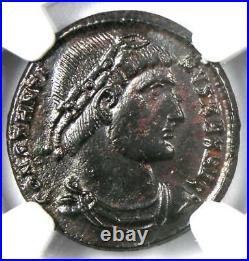 Roman Constantine I BI Nummus AE3 Coin (307-337 AD) Certified NGC MS (UNC)