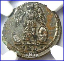 Roman Constantininian BI Nummus Coin (330-340 AD) Certified NGC MS (UNC)