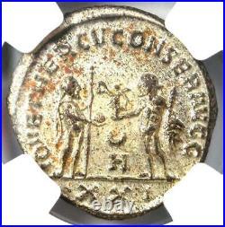Roman Diocletian BI Aurelianianus Coin (284-305 AD) Certified NGC MS (UNC)