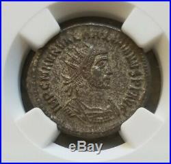 Roman Empire Maximian Aurelianianus NGC MS 5/3 Ancient Coin