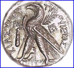 Roman Judas Judean Jesus Christ Tyre Shekel Coin Hercules Hanukkah Gift Juda