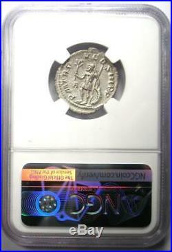 Roman Philip I AR Double Denarius Coin (244-249 AD) Certified NGC AU