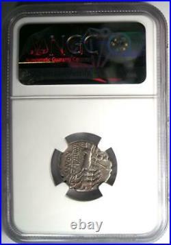 Roman Republic L. Ant. Gragulus AR Denarius Coin 136 BC. Certified NGC Choice VF
