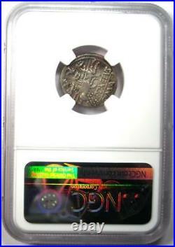 Roman Republic P. Aelius Paetus AR Denarius Coin 138 BC Certified NGC VF