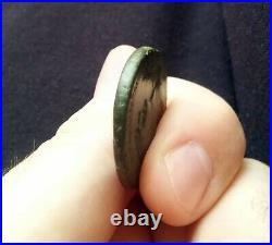 Roman ancient coin TRAJAN Æ Dupondius, 116 AD, SENATVS POPVLVSQVE, SCARCE