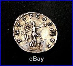 Trajan. Outstanding Denarius, circa AD 101-102. Ancient Roman Silver Coin