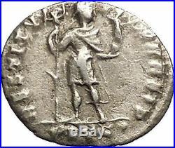 VALENS 366AD Lyons Authentic Ancient Silver Roman SILIQUA Coin Labarum i53411