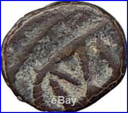 VANDALS King Gelimer North Aftrica 530AD Ancient Roman-Type Coin RARE i20755